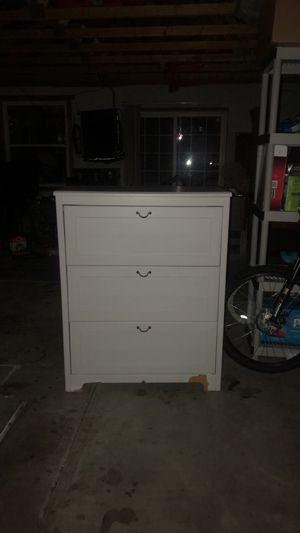 White Dresser for Sale in Denver, CO