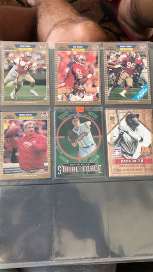 Basketball baseball and football cards offer up for Sale in Detroit, MI