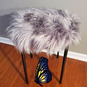 Fur Stool for Sale in Riverdale, GA