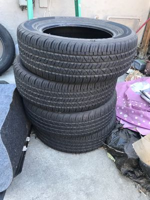 195/65/16 tires for Sale in Newark, CA