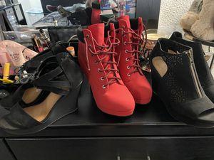 Heels 8 1/2 for Sale in Linden, CA