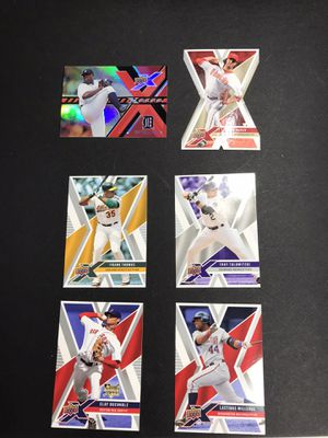 2008 Upper Deck Xponential Baseball cards for Sale in El Paso, TX