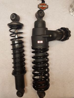 Harley-Davidson premium adjustable shocks for Sale in Corona, CA
