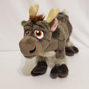 "Disney Store Frozen Reindeer Sven Plush Small Doll 11"" Stuffed Animal Moose for Sale in La Grange Park, IL"