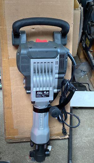 Xtreme power 3600 watt demolition hammer for Sale in Azusa, CA