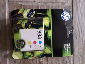 Hp Printer Ink 933 for Sale in Bellingham, WA
