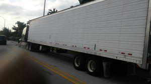 """53"""" utility refer trailer for Sale in Biscayne Park, FL"""