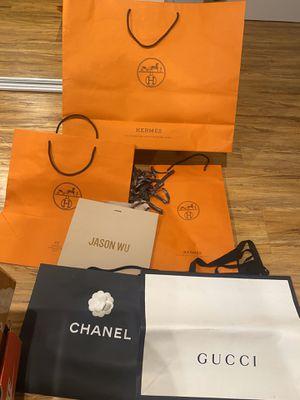 Chanel Empty Gucci bag, Jason WU, Hermès bag for Sale in North Hollywood, CA