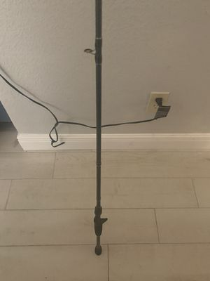 Baitcaster fishing rod for Sale in Winter Springs, FL