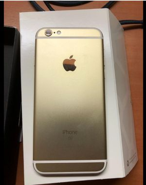 Rose Gold iPhone 6S 64GB (Unlocked) (refurbished) for Sale in Milwaukee, WI