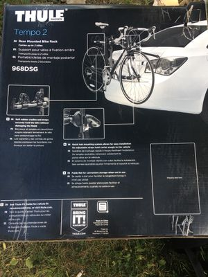 THULE TEMPO 2 Bike Rack for Sale in Parma, OH