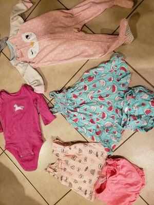 Ropa para niña de 3 a 12 meses for Sale in Lorton, VA