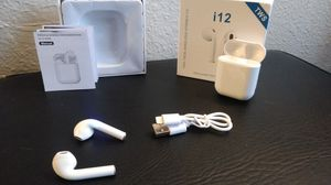 Bluetooth Earbuds (white) for Sale in San Antonio, TX