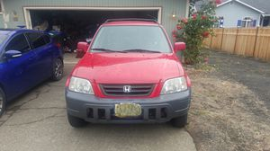 2000 Honda CRV 5speed AWD for Sale in SKOK, WA