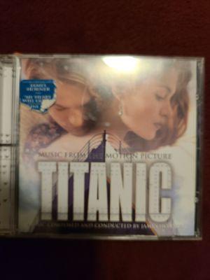 CD DE TITANIC ORIGINAL for Sale in Miami, FL