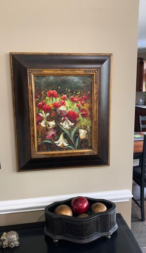 Oil painting for Sale in Raleigh, NC