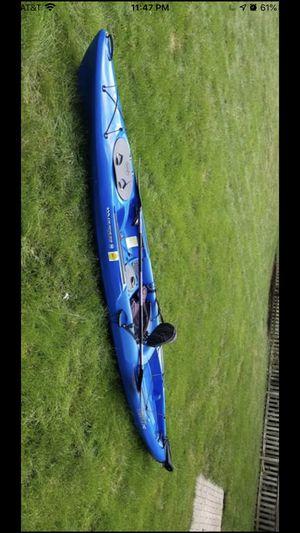 Kayak Wilderness Systems Tarpon 140 SOT sit on top kayak w/ rudder for Sale in Elizabethtown, PA