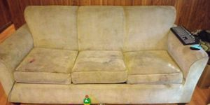 Couch with fold out bed for Sale in Harrisburg, AR