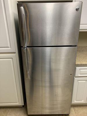 GE® ENERGY STAR® 17.5 Cu. Ft. Top-Freezer Refrigerator for Sale in Diamond Bar, CA