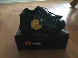 Mens Tillman Steel Toe Slip Resistant Work Boots Size 11 W for Sale in Orlando, FL