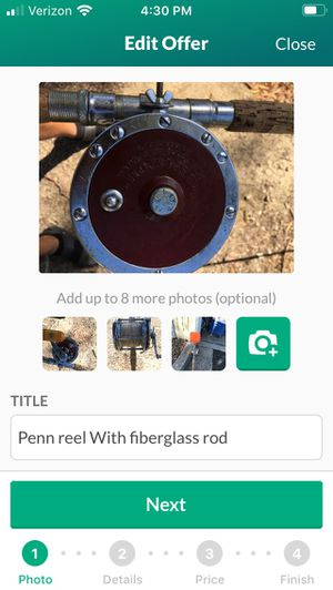 Fishing reel Penn Deep sea for Sale in Hercules, CA