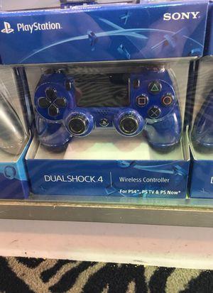 Blue ps4 controller for Sale in Miami, FL
