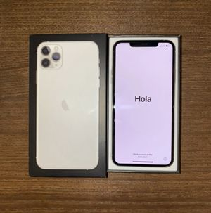 (Silver) iPhone 11 Pro Max 🔓 for Sale in Encino, NM