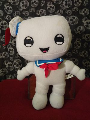 New Stay puft marshmallow Man plushie for Sale in Albuquerque, NM