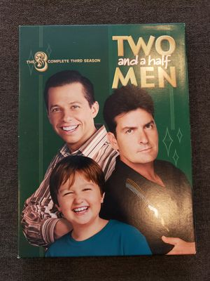 Two and a half men DVD season 3, OBO for Sale in Everett, WA