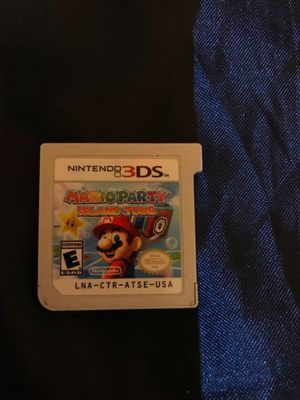 Mario Party 🎉 Island 🌴 Tour. 3Ds Game. for Sale in Phoenix, AZ