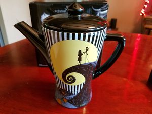 Nightmare Before Christmas Tea Pot for Sale in Montclair, CA