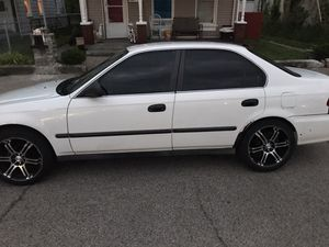 1999 Honda Civic Lx Manual for Sale in Hamilton, OH