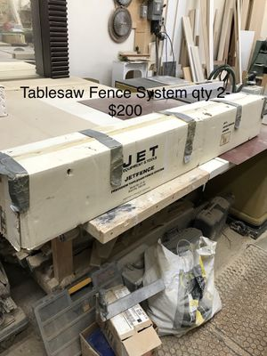 Jet Table Saw Fence System for Sale in Gaithersburg, MD