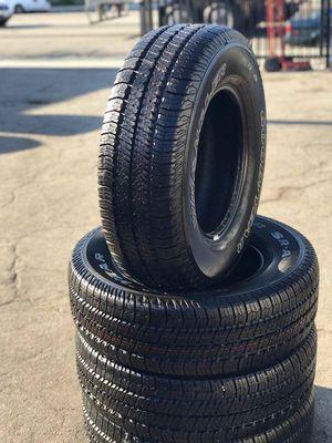 Goodyear tires 255/75r17 for Sale in Montebello, CA