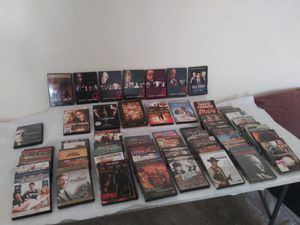 $5.00 for all these dvds movies for Sale in Rancho Cucamonga, CA