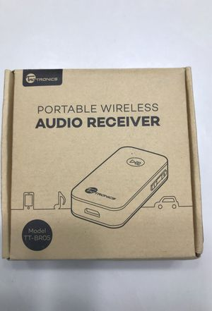 Brand new AUDIO RECEIVER FOR MUSIC ON YOUR CAR for Sale in Smyrna, TN