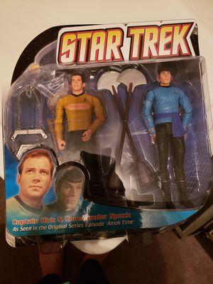 Star Trek action figures for Sale in Berlin, MA