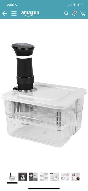 Sous Vide Container for Sale in Lancaster, CA