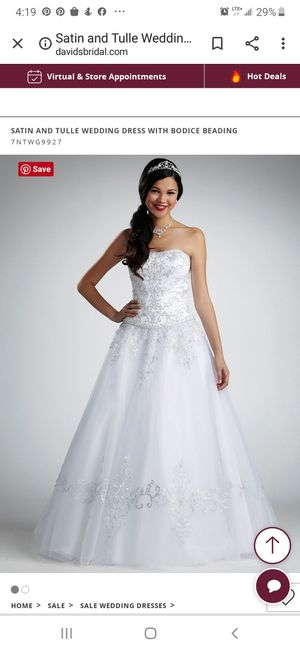 David's Bridal for Sale in Phoenixville, PA