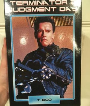 Neca terminator t 800 ultimate action figure for Sale in Los Angeles, CA