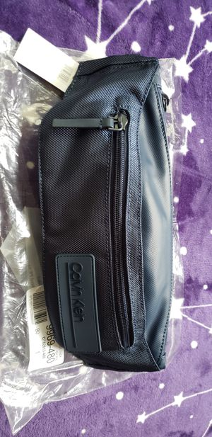 Calvin Klein Tech Waist Bag - NWT - Pick Up Northside for Sale in Chicago, IL