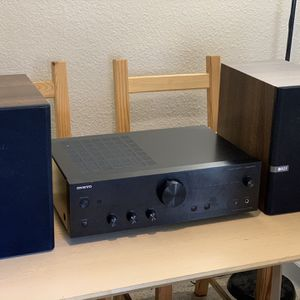 Onkyo A-9050 Integrated Stereo Amplifier for Sale in Sunnyvale, CA