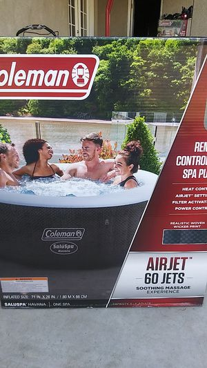 Coleman Spa Hot Tub for Sale in Bakersfield, CA