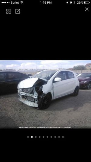 2015 Mitsubishi Mirage Parts Only for Sale in Laveen Village, AZ