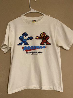 Bape Rockman T Shirt for Sale in Mesa, AZ