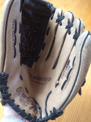 Rawlings Baseball Glove size 12 1/2 inch for Sale in Needham, MA