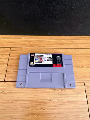 NBA 95 (Super Nintendo Entertainment System) for Sale in Las Vegas, NV