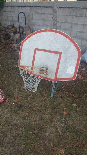 Garage hanging basketball hoop for Sale in Los Angeles, CA