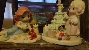 great condition disney precious moments porcelain figures for Sale in Chicago, IL