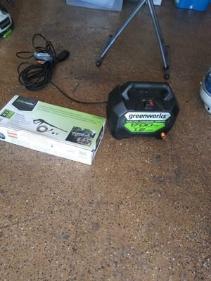 Electric pressure washer 1700 psi for Sale in Lake Elsinore, CA